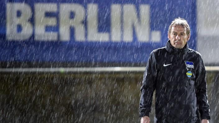 Klinsmann-Papiere erzürnen Hertha