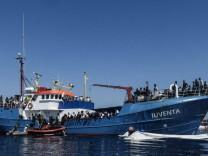 Menschenrechtspreis für Rettungsschiff ´Iuventa