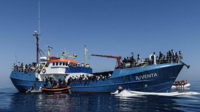 """Menschenrechtspreis für Rettungsschiff ´Iuventa"""""""