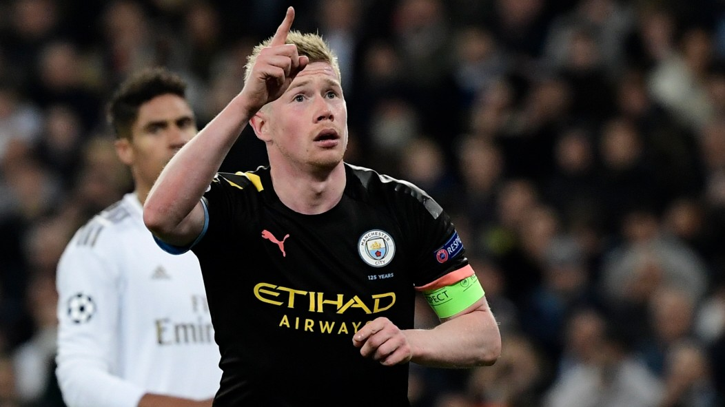 Champions League: Manchester City besiegt Real