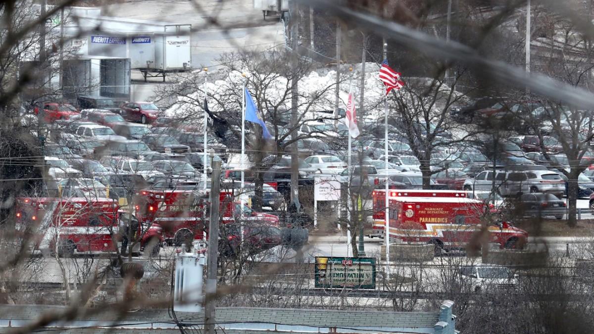USA: Sieben Tote nach Schüssen in Brauerei in Milwaukee