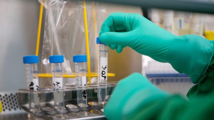 Coronavirus - Labortest