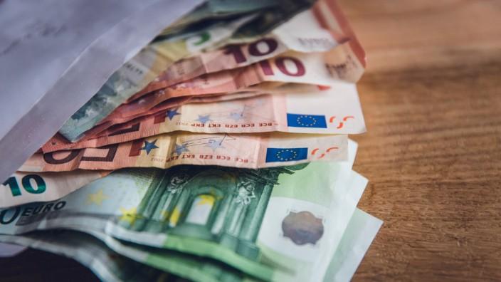 Streitfrage Geld: