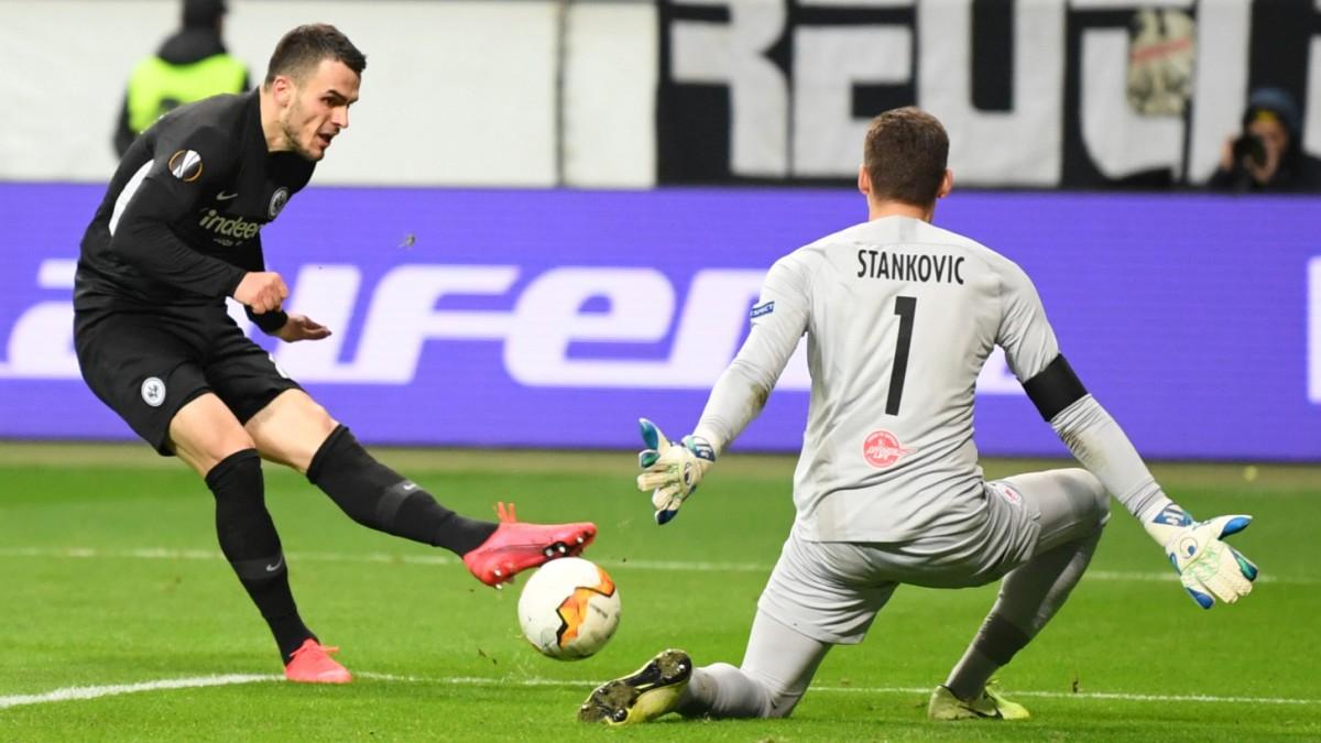 Europa-League-Spiel zwischen Salzburg und Frankfurt abgesagt
