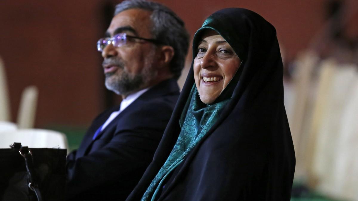 Coronavirus: Vizepräsidentin in Iran infiziert