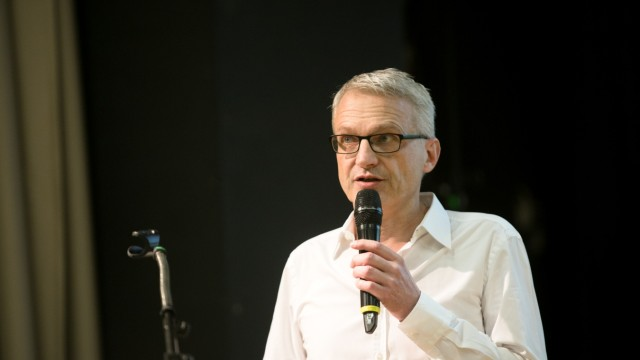 Unsere Veranstaltung  in der Feldmochinger Mehrzweckhalle an der Georg-Zech-Allee 15: Die Zukunft des Münchner Nordens