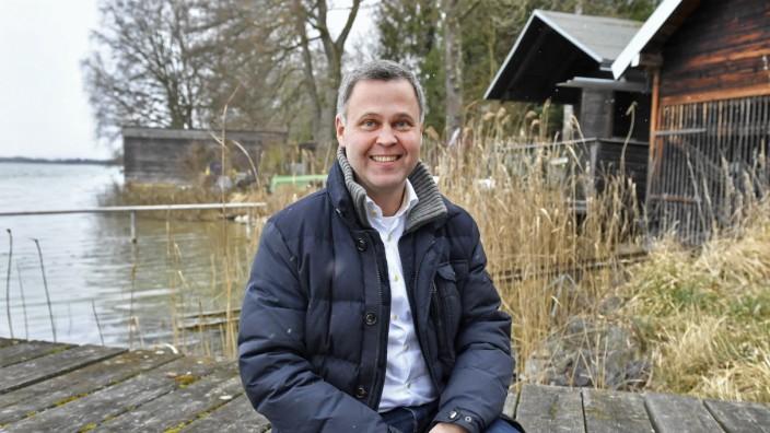 Seefeld Hechendorf, BGM KandidatThomas Zimmermann