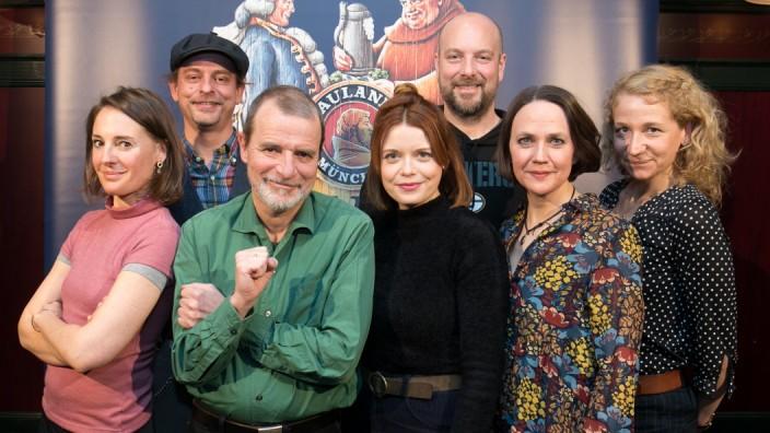 Die Schauspieler beim Nockherberg 2020