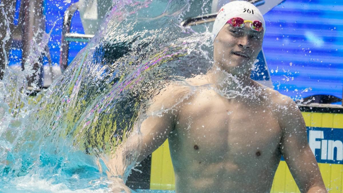 Doping: Acht Jahre Sperre gegen Sun Yang