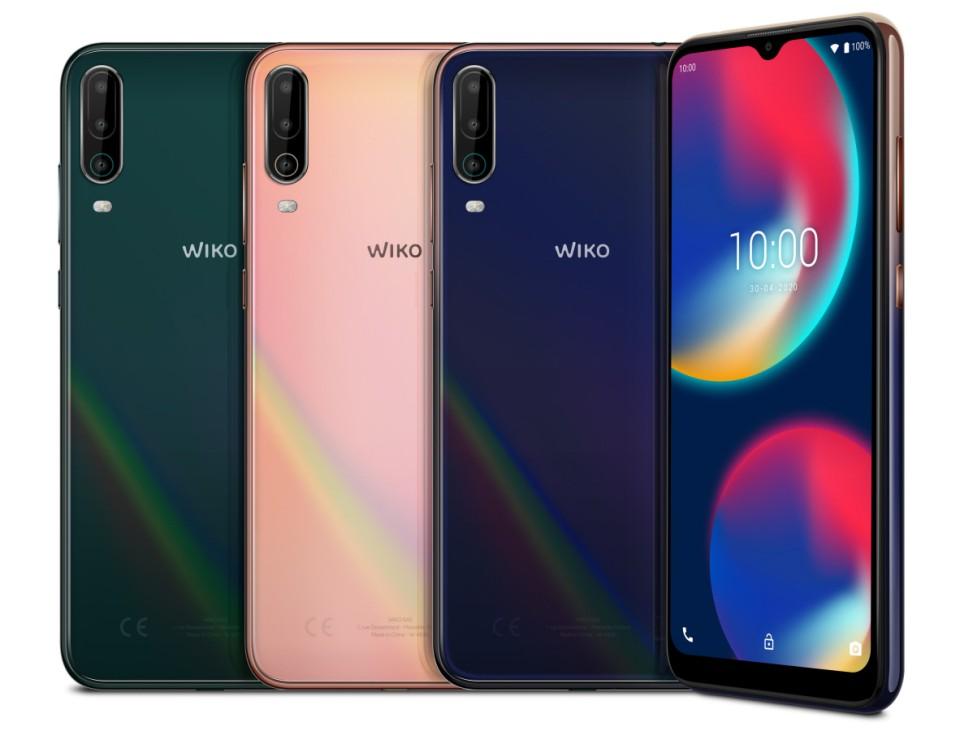Mehr Akku, Kino & Kameras: Neue Smartphones von Wiko, Sony und LG