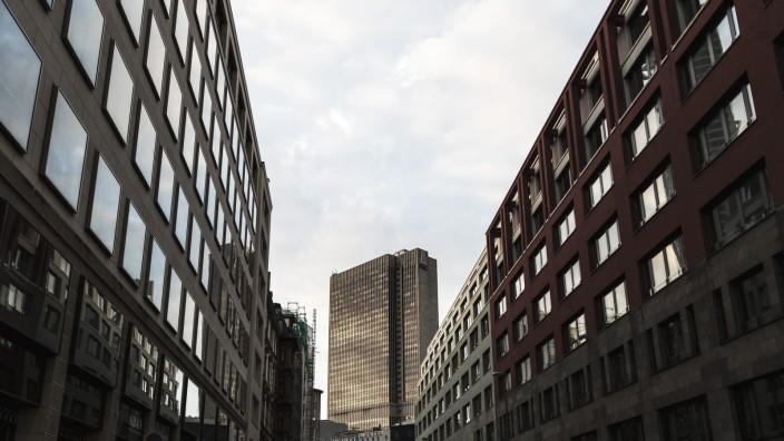 FBC Frankfurter B¸ro Center in Frankfurt am Main *** FBC Frankfurt Office Center in Frankfurt am M