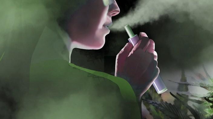 Dabbing bzw. dabben: ein harmloser Drogentrend?