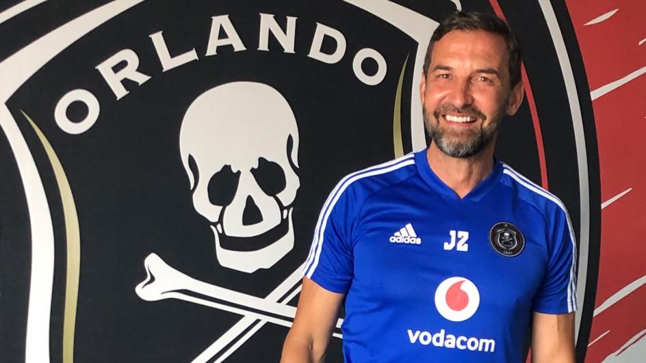 Joe Zinnbauer trainiert in Südafrika: Noch ungeschlagen