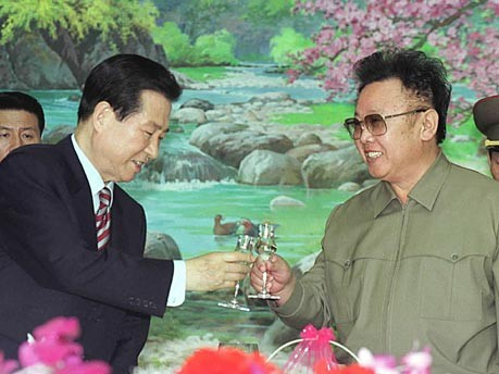 Kim Dae Jung, Getty