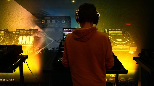 """DJ-Messe """"Mixcon"""" in München, 2019"""