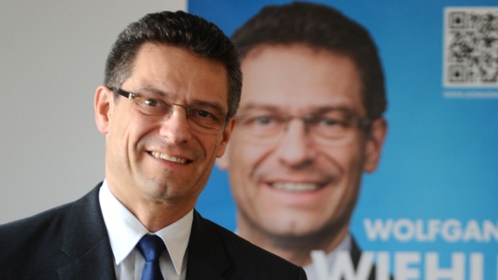 Wolfgang Wiehle AfD München