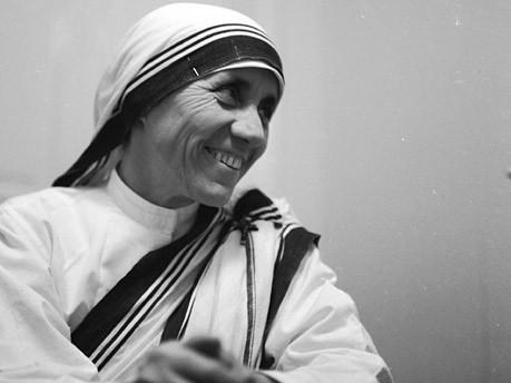 Mutter Teresa, Getty