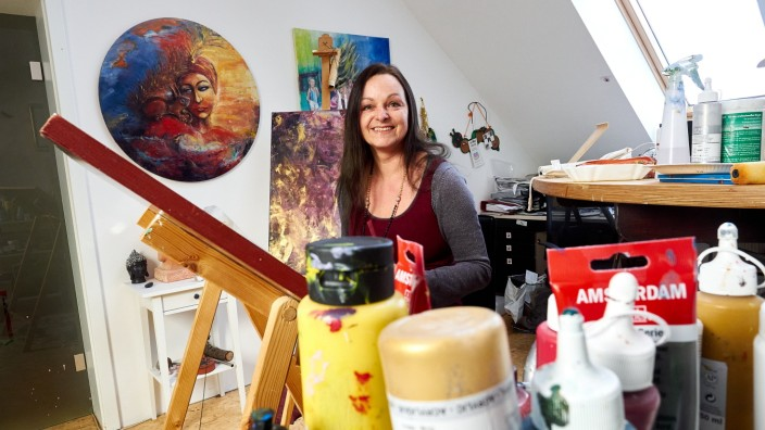 Sabine Berger - Feng Shui und Kunst