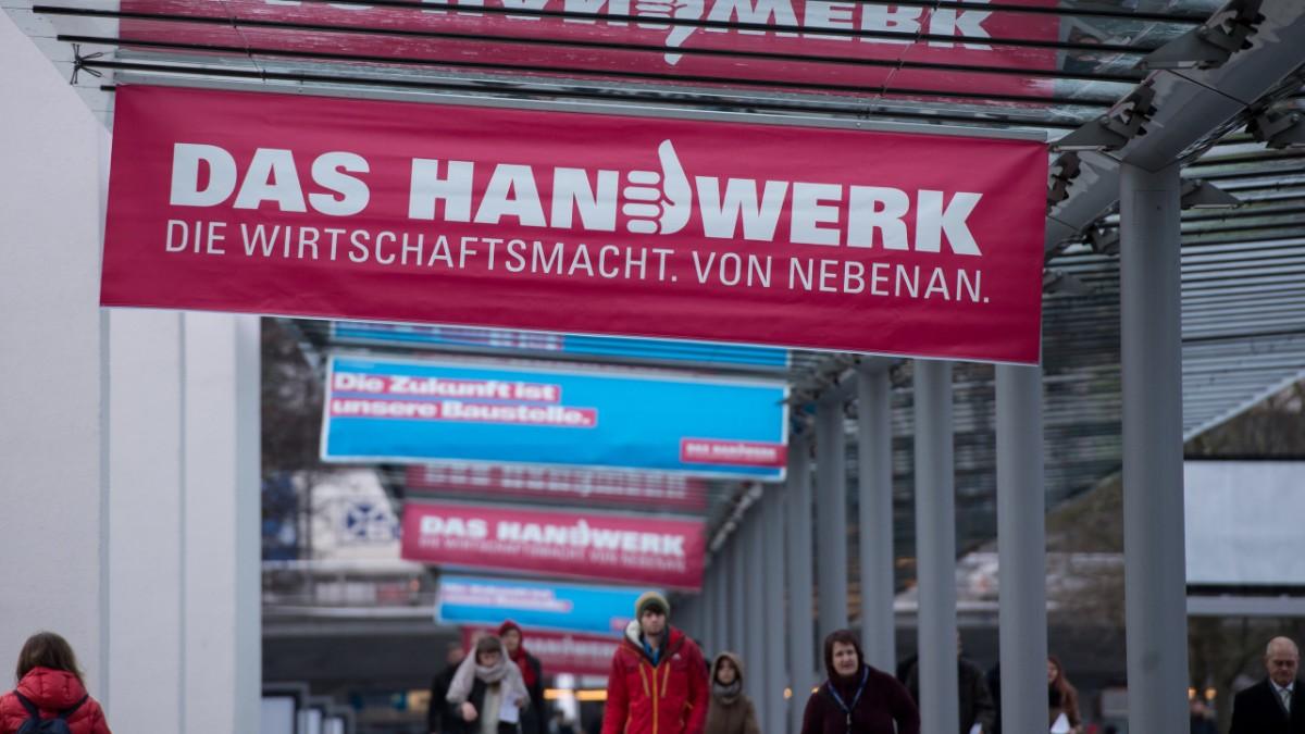 Coronavirus-Welle trifft Messe München hart