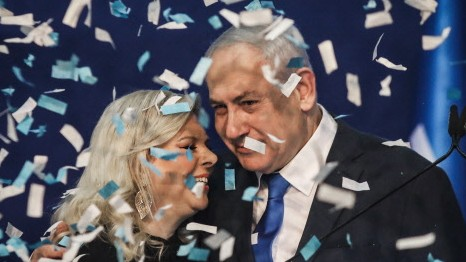 Wahlen in Israel 2020: Wahlsieger Benjamin Netanjahu