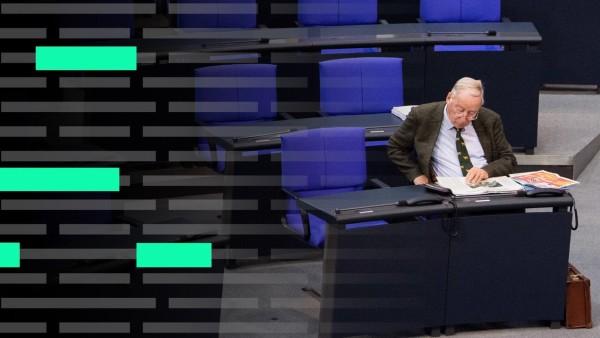 Bundestagsprotokolle Teaser