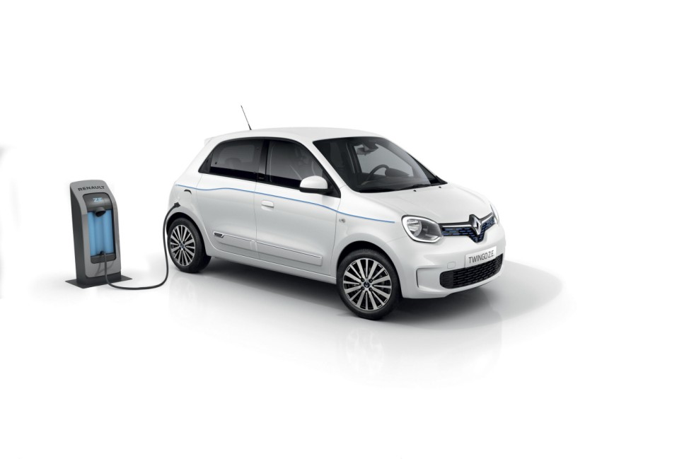 Zum Jahreswechsel: Renault Twingo bald auch als Elektroauto