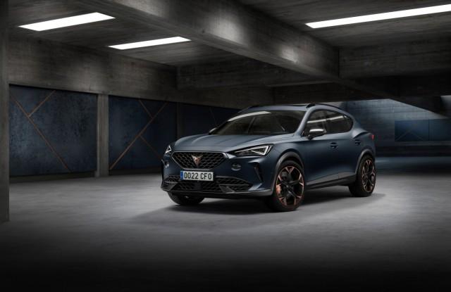 SUV-Coupé Formentor: Erstes eigenes Modell von Seat-Tochter Cupra