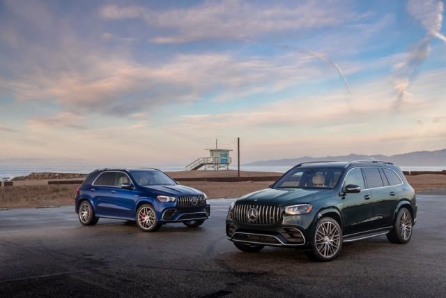 Mercedes-AMG GLE 63 und GLS 63 starten im Sommer