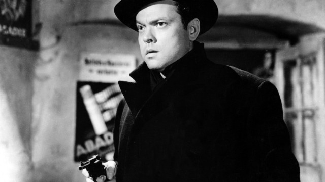 France Cannes The Third Man