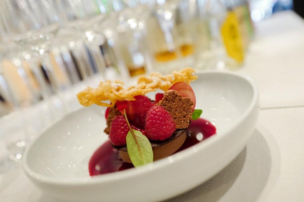 "Restaurant ""Tian"" in München, 2019"