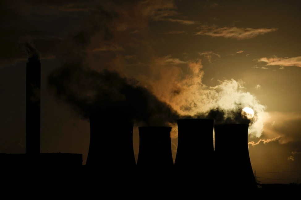 BESTPIX - Views Of Drax Power Station