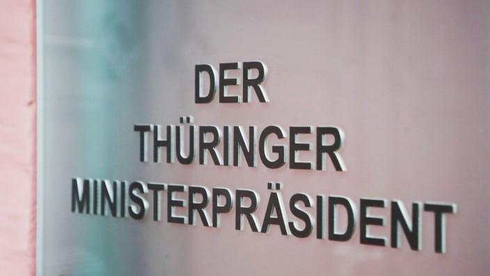 Regierungskrise - Entscheidende Woche in Thüringen