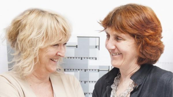 Grafton Architects  Yvonne Farrell und Shelley McNamara