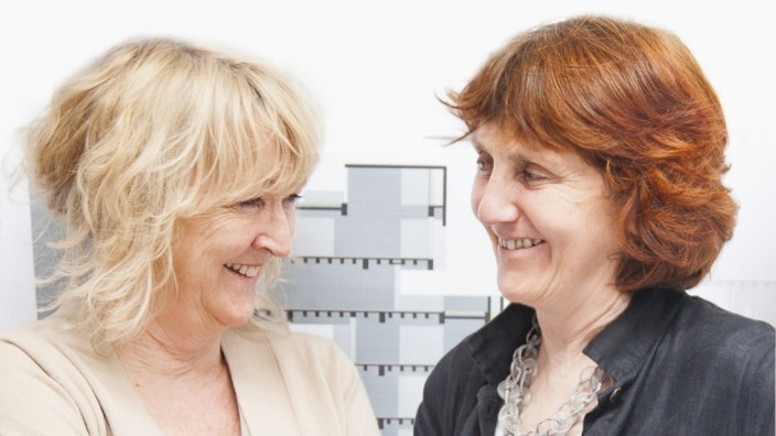 Grafton Architects  Yvonne Farrell und Shelley McNamara