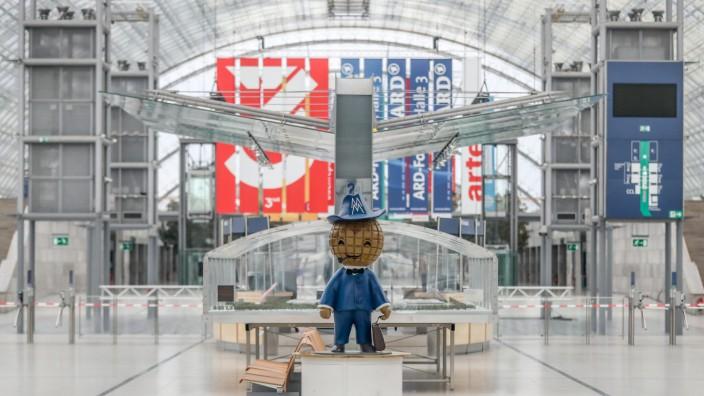 Coronavirus - Leipziger Buchmesse abgesagt