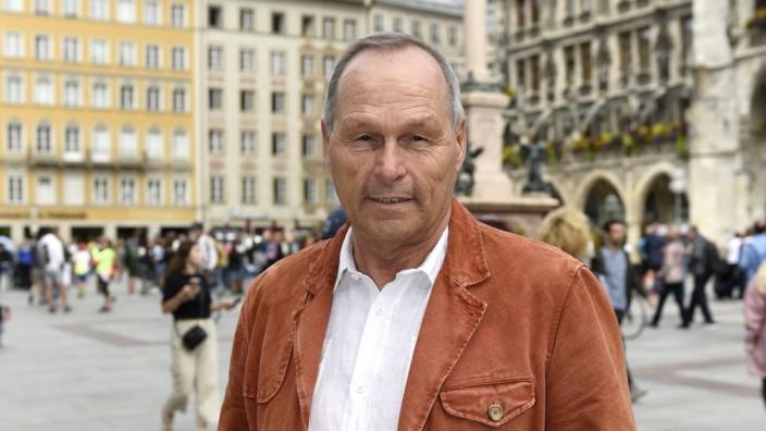 OB-Kandidat der Freien Wähler: Hans-Peter Mehling tritt bei der Kommunalwahl als Spitzenkandidat für die Freien Wähler an. Er weiß, dass er wohl kaum Oberbürgermeister werden kann - aber darum geht es ihm auch gar nicht.