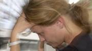 Arbeitsunfähigkeit Stress psychische Erkrankung, dpa