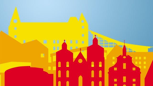 Bayern Wahlserie Teil 5 Ingolstadt; Illustration: SZ, AdobeStock/Instantly