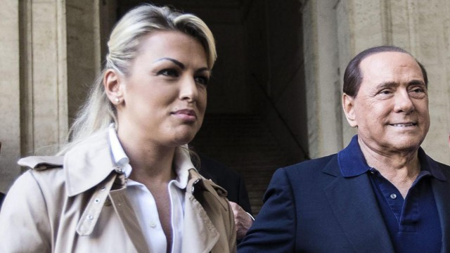 Liebes-Aus bei Italiens Ex-Premier Berlusconi