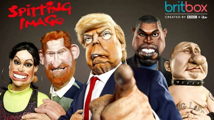 British satirical puppet show 'Spitting Image' will return to television in Autumn this year, caricaturing a new generation of public figures for the first time since it was cancelled in 1996