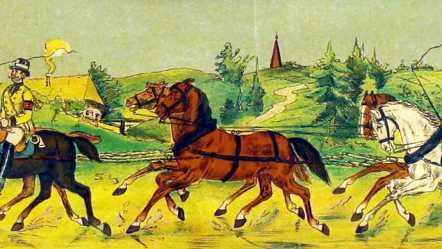 Fürstenfeldbruck: 'Reisen in der Postkutsche' - Ausstellung im Stadtmuseum