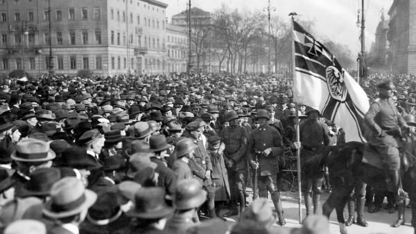 Kapp-Putsch in Berlin, 1920