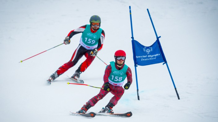 SPECIAL OLYMPICS Nationale Winterspiele Berchtesgaden 2020; dsadas