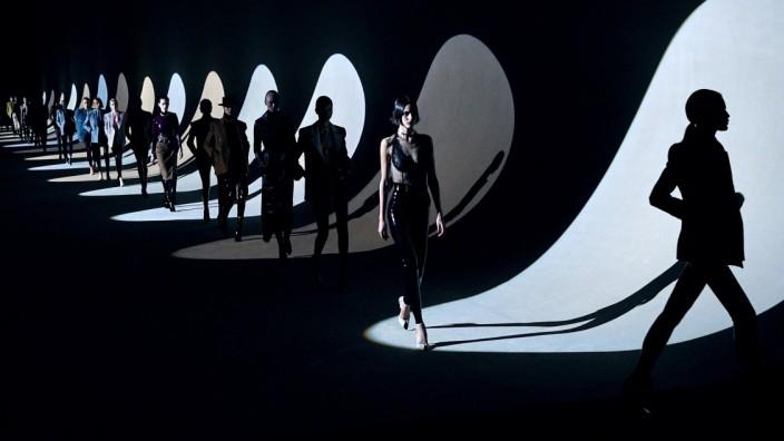 Paris Fashion Week - Yves Saint Laurent