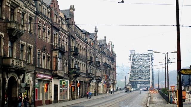 DDR - Dresden Schillerplatz