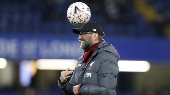 Corona und Fußball: Hat in Sachen Corona keine Expertise und gibt das im Gegensatz zu anderen zu: Jürgen Klopp.