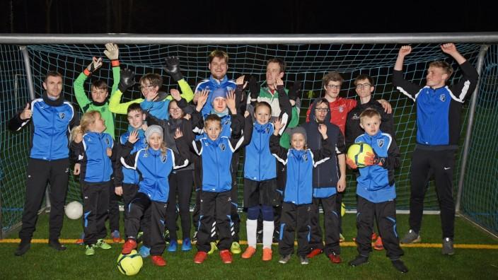 Fußball für Kinder und Jugendliche: Die Gröbenzeller Inklusionsfußballer freuen sich riesig über den Sepp-Herberger-Preis, den sie am Montag überreicht bekommen.