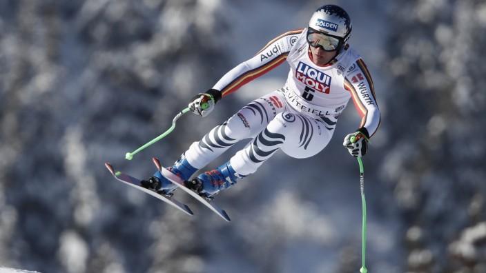 Ski alpin: Weltcup in Kvitfjell