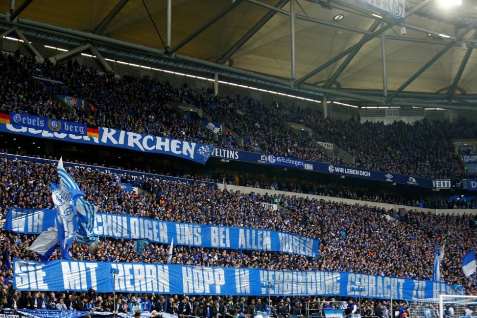 Bundesliga - Schalke 04 v TSG Hoffenheim