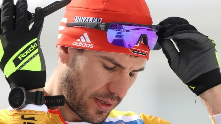 IBU World Championships Biathlon Antholz-Anterselva - Men 20 km Individual Competition